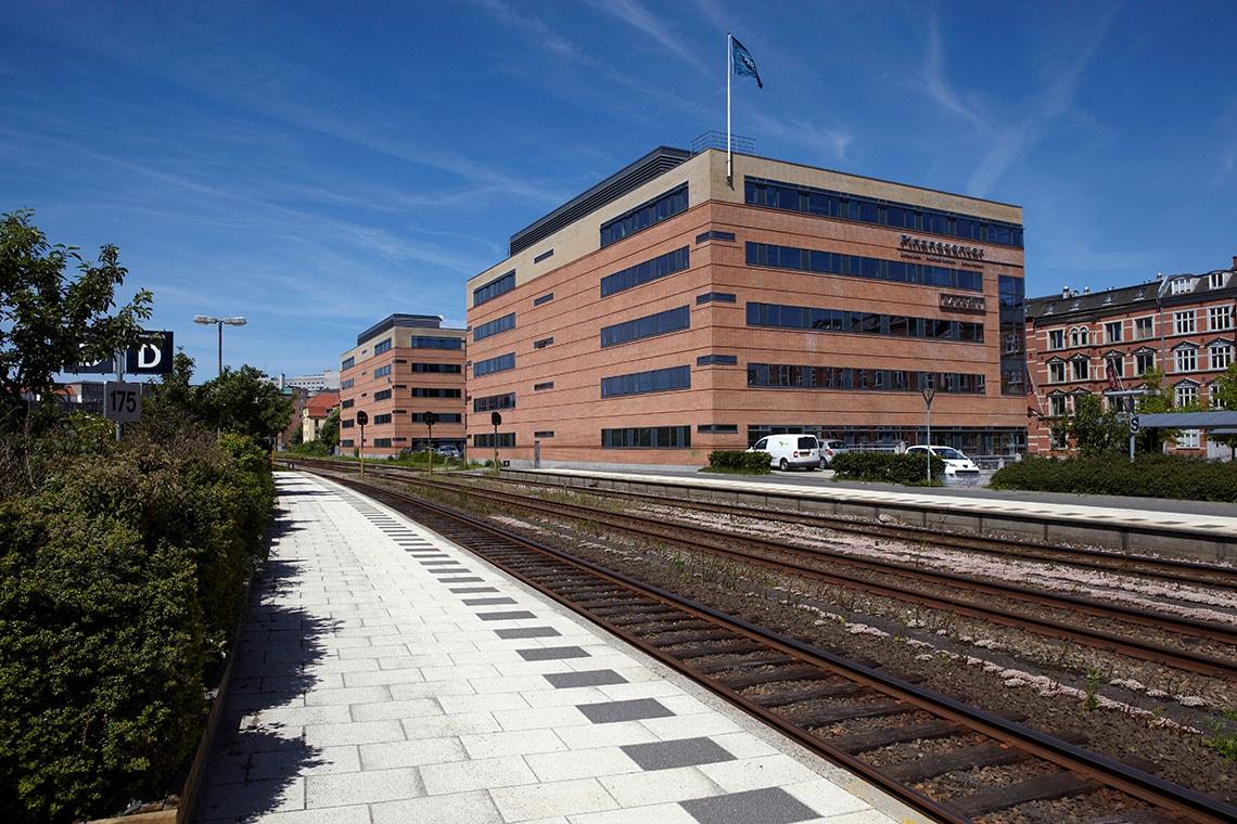 Domicil For Rambøll, Danske Bank